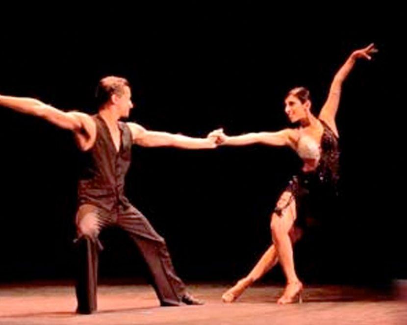 Bailarines de Salsa para evento