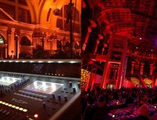 La importancia de contar con buenos equipos de iluminación y sonido en un concierto