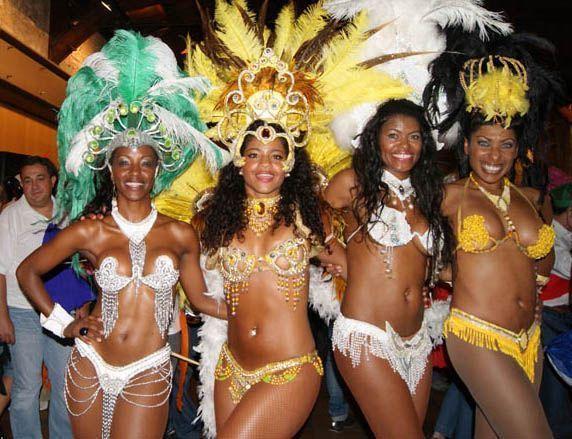 Bailarinas Brasileñas para tu evento en Barcelona