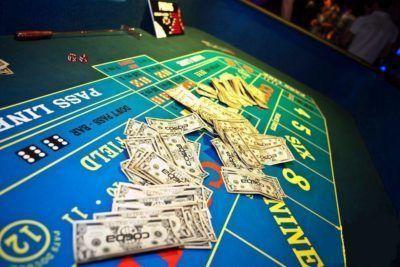 Evento temática casino