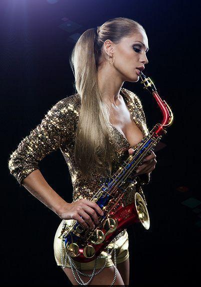 Saxofonista Barcelona