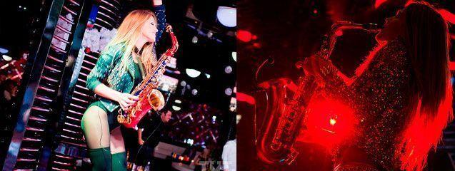 Saxofonista Eventos Barcelona