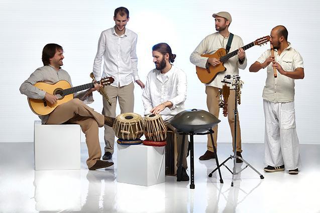 Artistas música chill out Eventos Barcelona