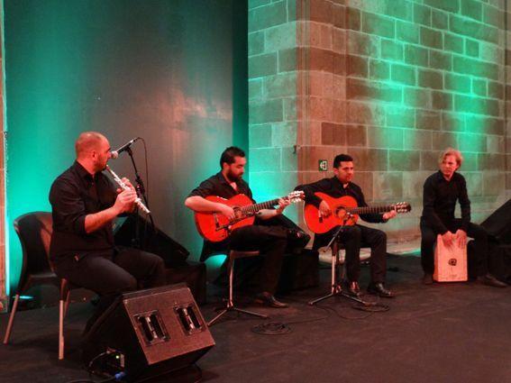 Grupos de flamenco en Barcelona