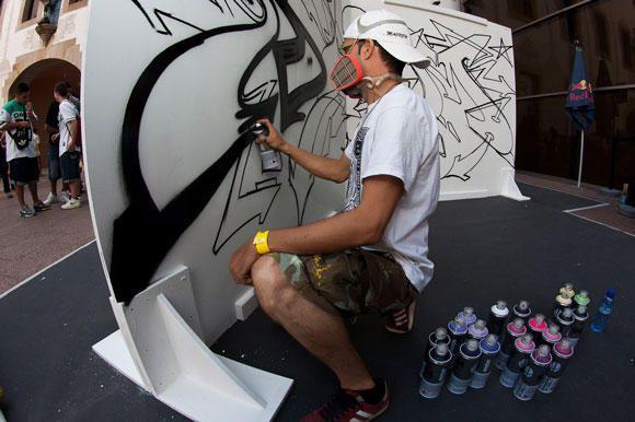 Contratar grafiteros Eventos Barcelona