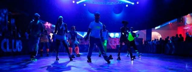 Roller Girls Eventos Barcelona