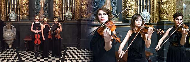 Violinistas Eventos Barcelona