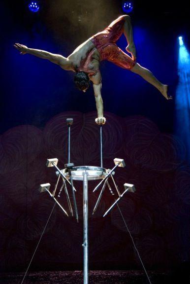 Eventos Barcelona los mejores equilibrista