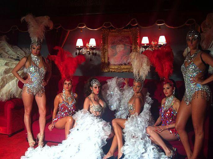 Espectáculos de Glam Dancers Barcelona