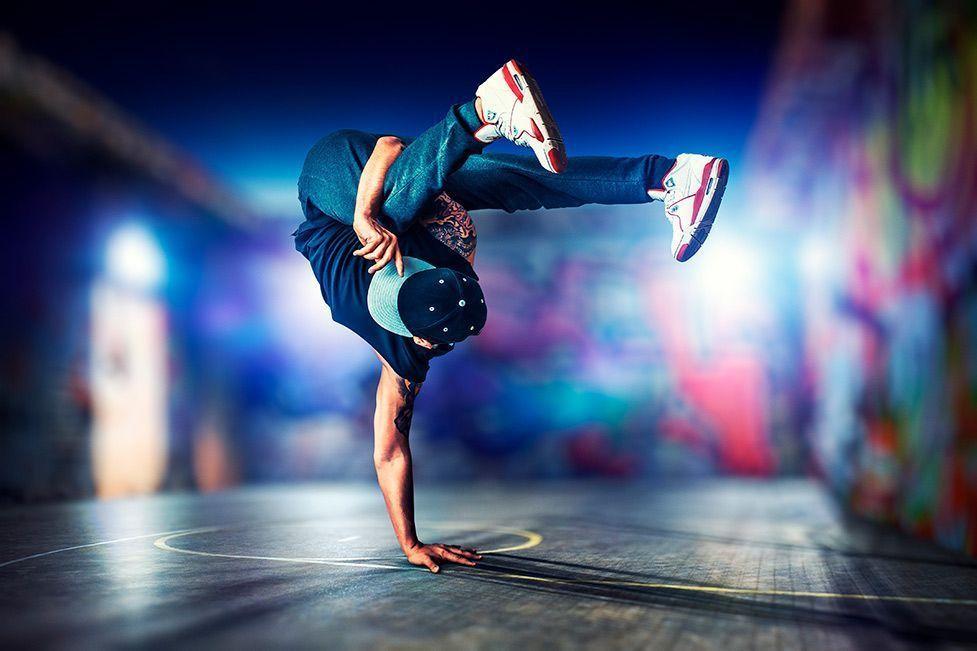 Baile Breakdance