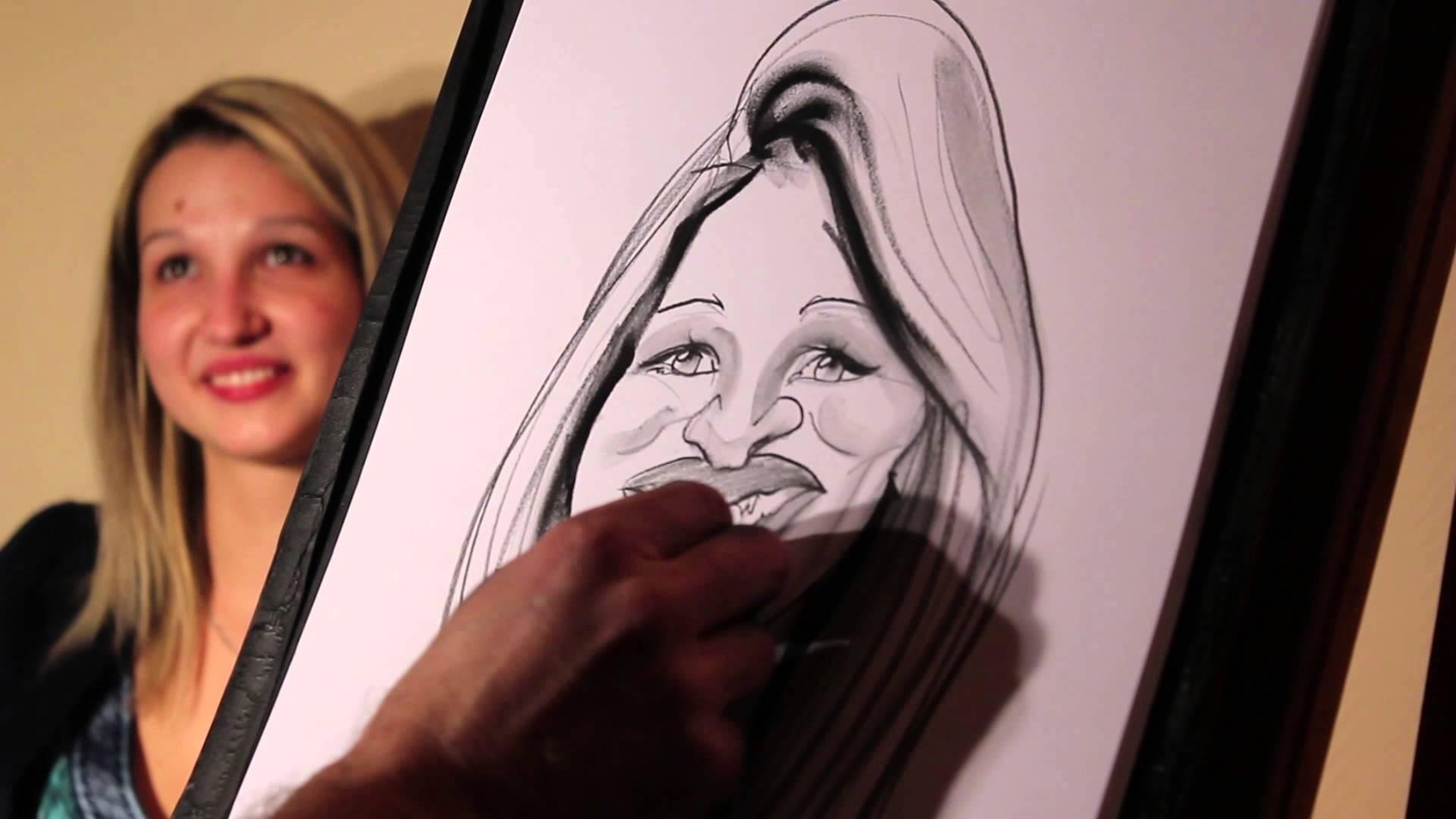 Caricaturista para tu evento