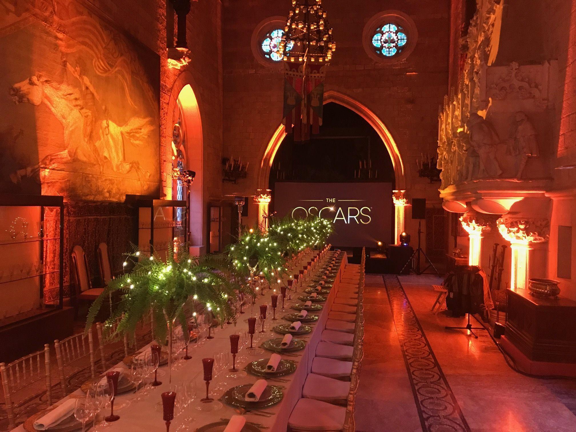 cena Castell fiorentina 2