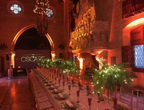 Producción cena de gala Manulife Singapur