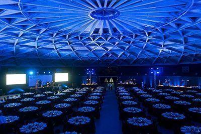 cena gala HP Las Arenas
