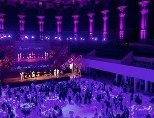 Cena de Gala en la Sala Oval del MNAC