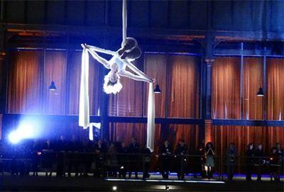 danza aerea ccborn Barcelona