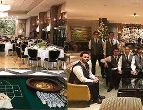Organización de Fiesta Casino para Acciona en Lisboa