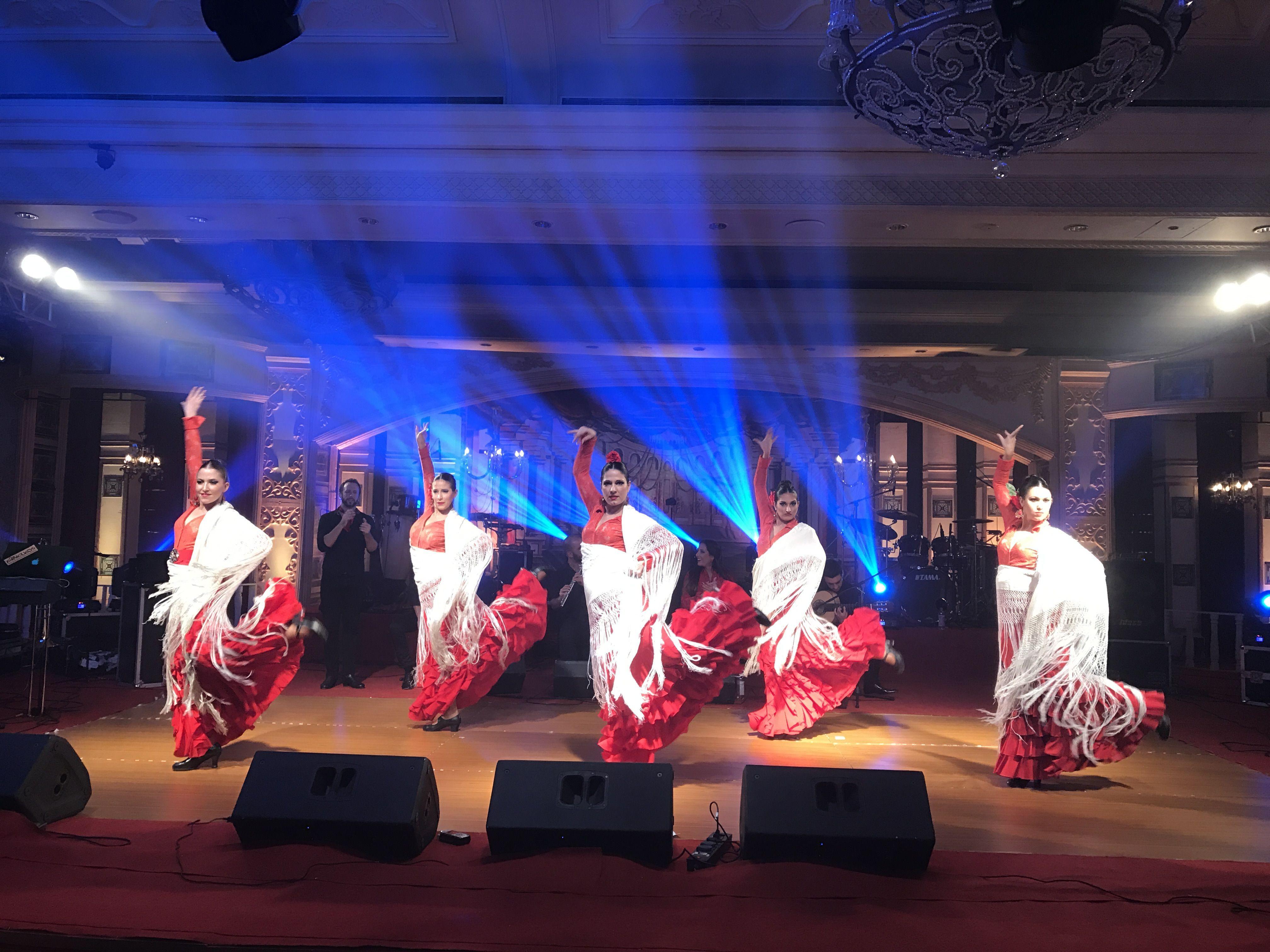 flamenco nueva delhi Barcelona