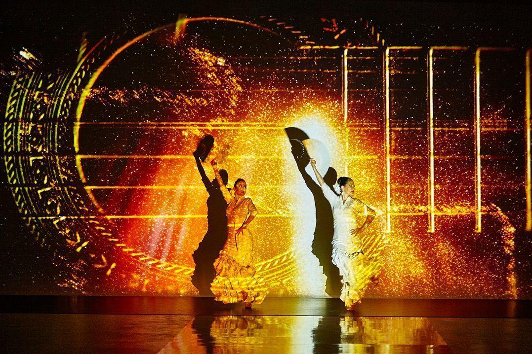 Flamenco 4D