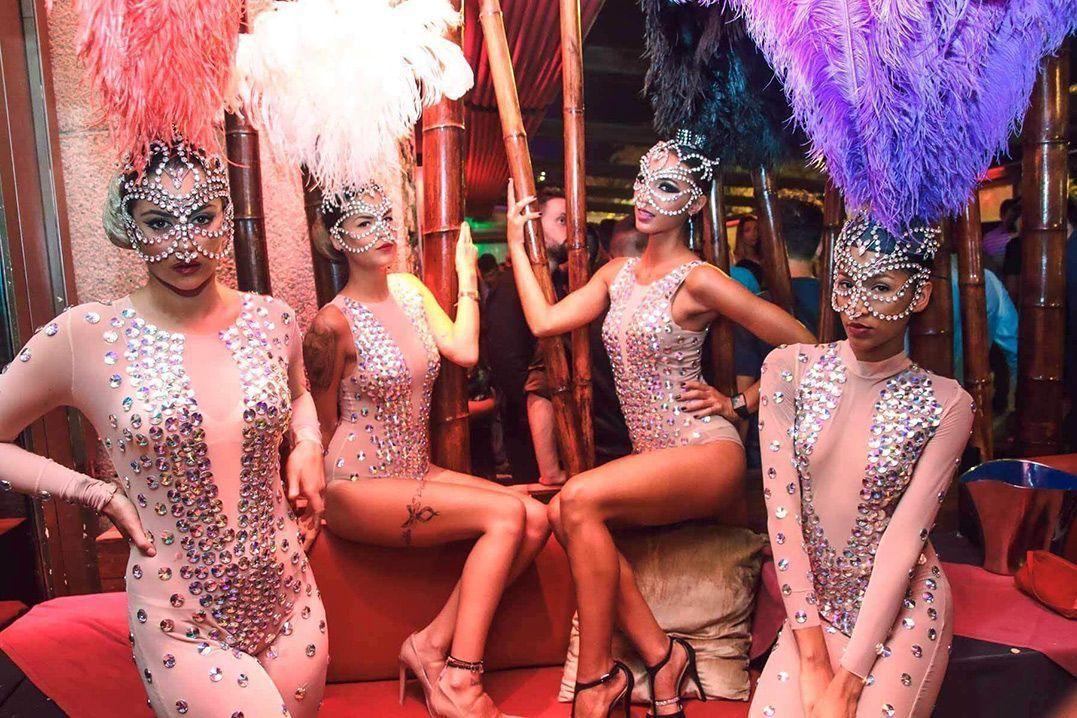 Glam Dancers