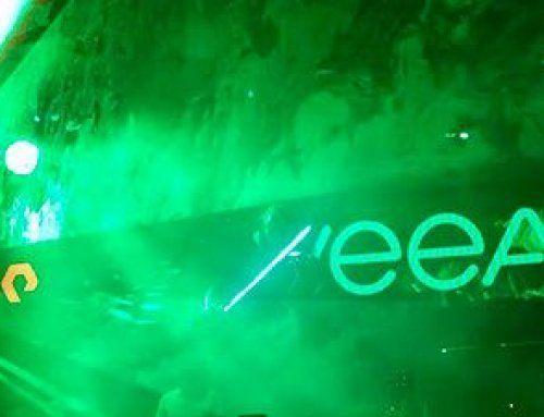 Organización de fiesta de empresa Veeam en Shoko Barcelona
