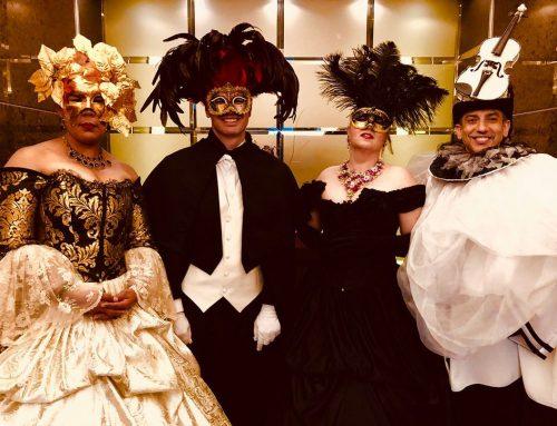 Espectáculo «Opera Fantasy» en Barcelona y Madrid.