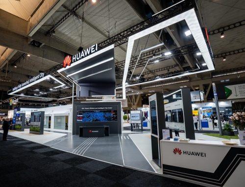 Smart City 2019 en Fira Barcelona para Huawei