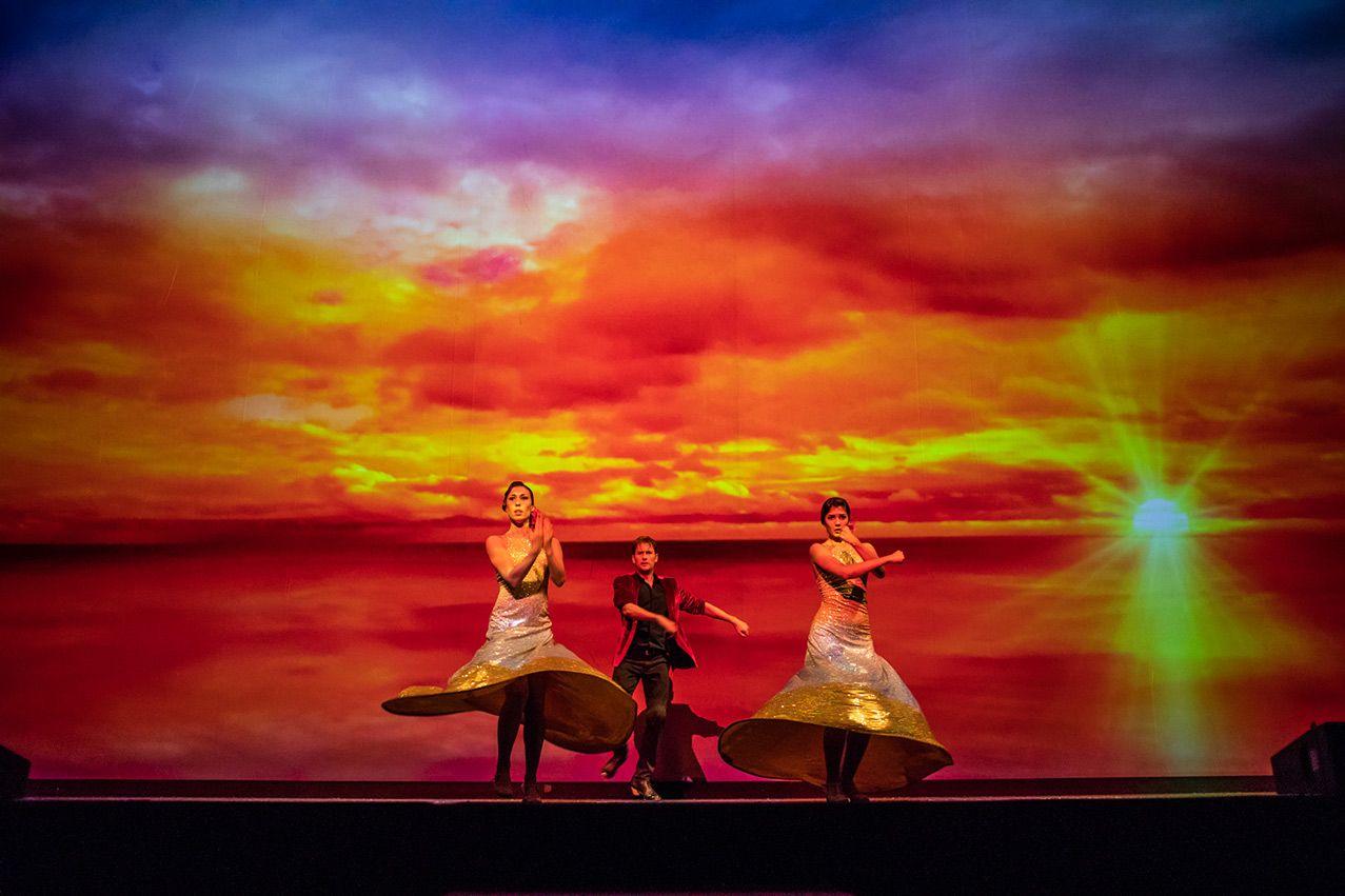 Flamenco mapping