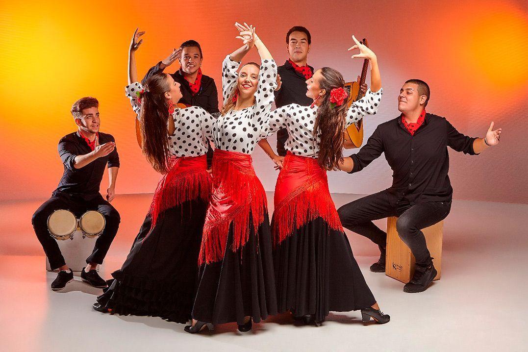 grupos de flamenco y rumba en Barcelona