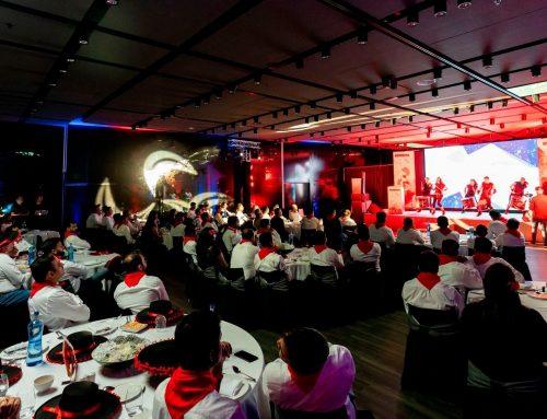 Organización de la Cena de Gala anual de Allianz India