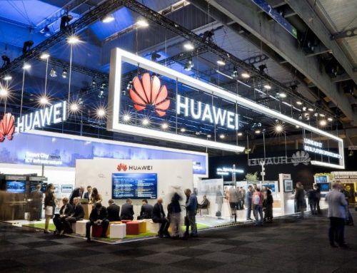 Organización de Evento Huawei feria Smart City 2018
