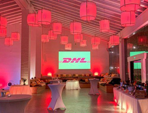 Fiesta Corporativa para DHL