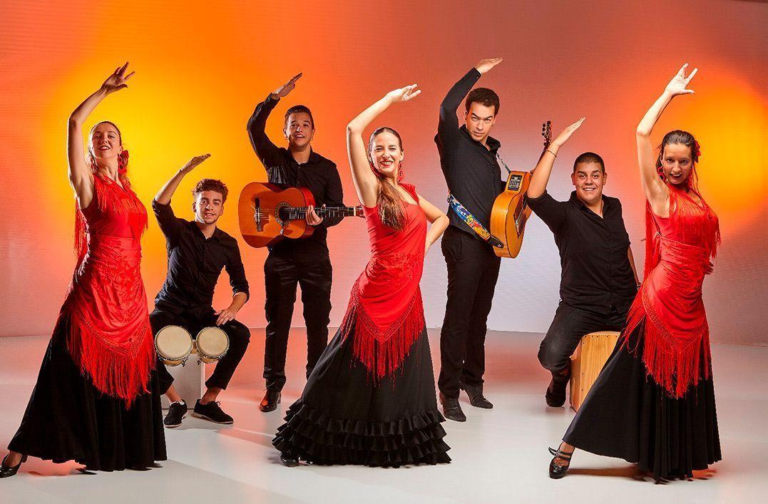 organizacion de eventos flamenco rumba